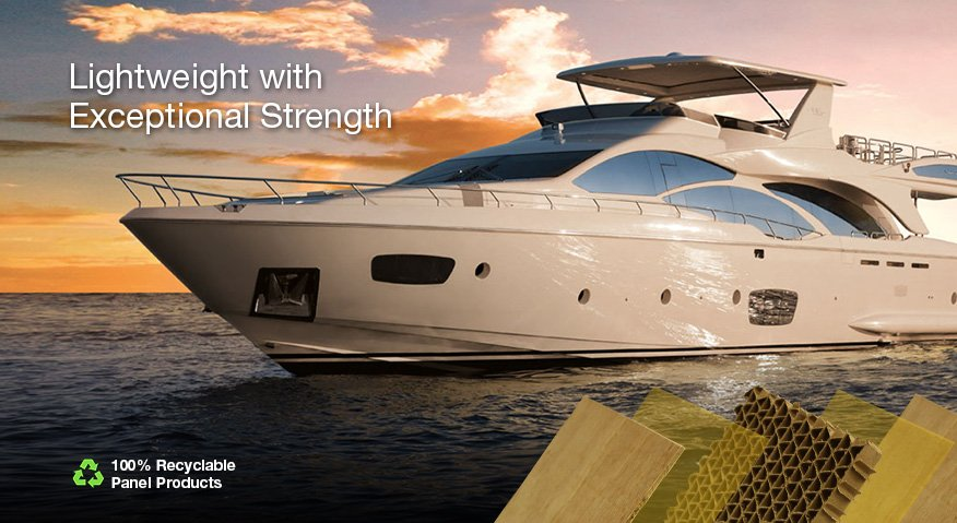 Lightweight with Exceptional Strength